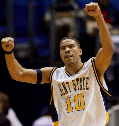 Kent State's Demetric Shaw and the Golden Flashes were one of several MAC teams good enough to play in the 2002 NCAA Tournament, but KSU was the only team to go. (John Kuntz/Plain Dealer file)
