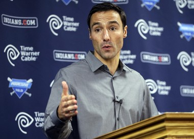 Chris Antonetti has been the Indians' GM since the end of the 2010 season.