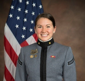 Joy Schaeffer, a West Point Cadet from Strongsville, has been named a 2018 Marshall Scholar.