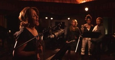 Good Lov(e)in': Rock 'n' Roll Hall of Famer Darlene Love, taking lead here, shares a song with Jo Lawry, Judith Hill and Lisa Fischer.