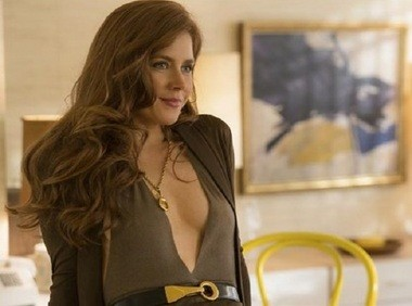 "Amy Adams, grand here as a sexy con artist in ""American Hustle,"" shines, too, in a much smaller role in ""Her"" (opening Jan. 10)."