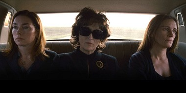 "(From left): Julianne Nicholson, Meryl Streep and Julia Roberts are just part of the spectacular ensemble in ""August: Osage County"" (opening Jan. 10 on northeast Ohio screens)."