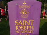 The St. Joseph Academy Athletic Department was honored for excellence.
