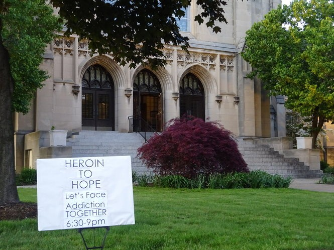 Another Heroin to Hope program is set for April 17 at Lakewood United Methodist Church.