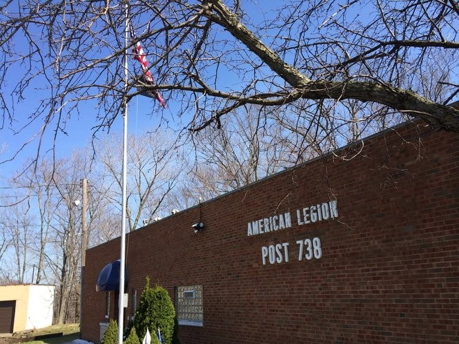 American Legion Post 738 once again will sell poppies during Memorial Day weekend.