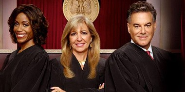 "The ""Hot Bench"" judges who won't get to hear Colin Dussault's case: From left, Lawyer Tanya Acker, retired judge Patricia DiMango and lawyer Larry Bakman."