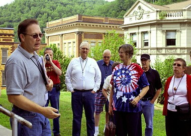 West Virginia Mine Wars tours teach 'lost history
