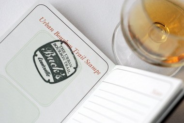 """Each stop along the Urban Bourbon Trail earns a stamp in a passport; collect six and you'll earn the rank of """"Bourbon Country Citizen"""" (and a T-shirt)."""
