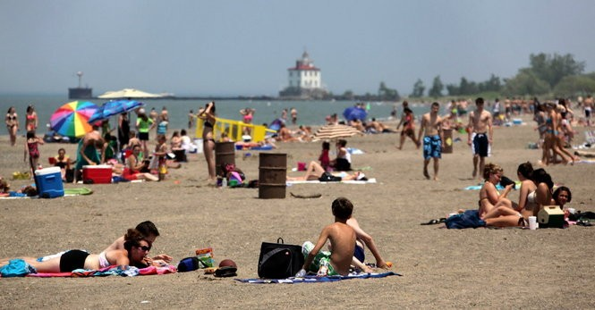The 10 Best Beaches On Ohio S Lake Erie Coast Plus One In Pennsylvania Cleveland Com