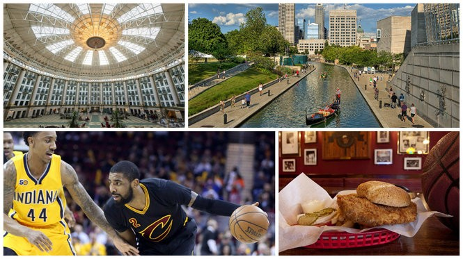 4fc40749 7 ideas for Cleveland Cavaliers NBA playoffs fans in Indiana this week  (photos)