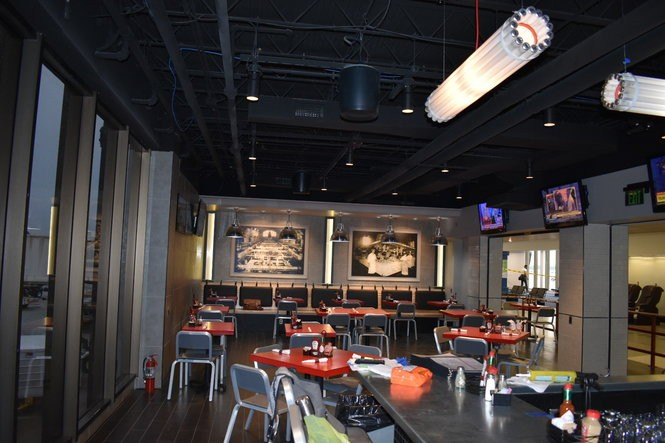 Bar Symon opened Monday at Cleveland Hopkins International Airport. (Courtesy United Concessions Group)