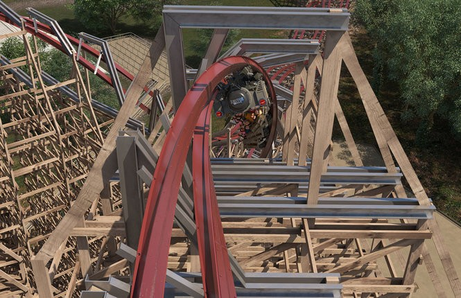 Steel Vengeance is Cedar Point's record-breaking replacement