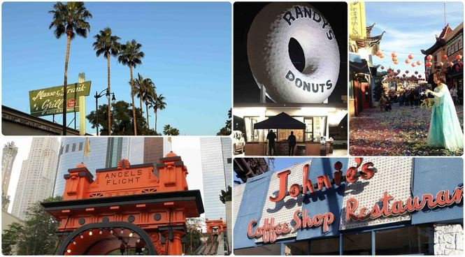 Los Angeles in the movies: A tour of 50 iconic film