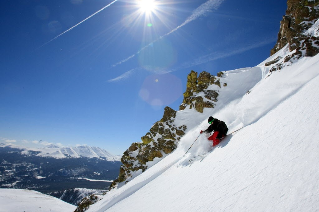 In Breckenridge Colo Breathtaking Skiing Is Just The Starting Point Cleveland Com