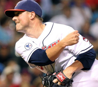 Joe Smith is 12-9 with 2.90 ERA in four seasons as a set-up man for the Indians.