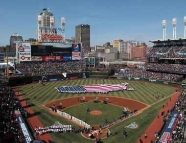 Cleveland Indians 2013 TV schedule released: 161 of 162