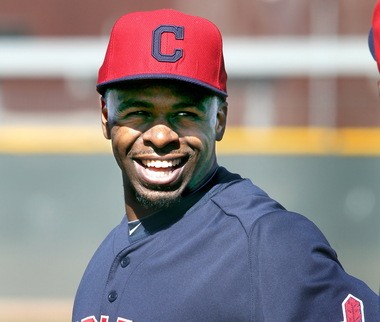 While there were plenty of smiles all around in spring training, it took the worst month in Cleveland Indians history to set the stage for the acquisition of free agent talent such as Michael Bourn, above.