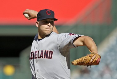 The Indians should try to sign Justin Masterson to a multiyear because he can be a free agent after the 2014 season.