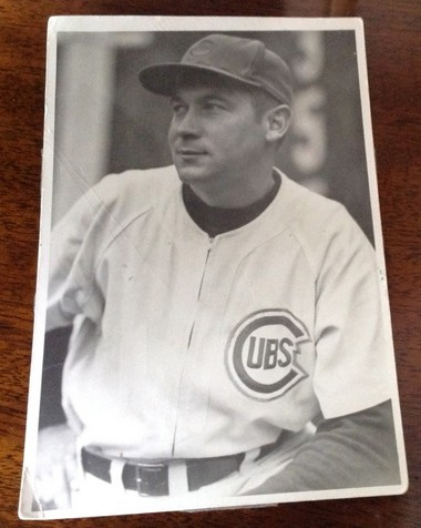 Addis played for the Cubs in 1952-53.