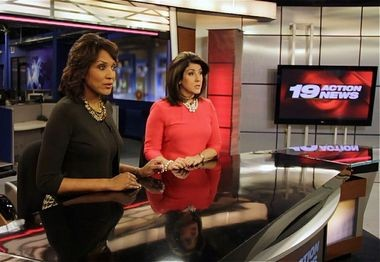 Weighing the anchor changes on Cleveland newscasts