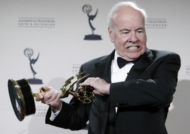"Tim Conway, shown winning his Emmy for ""30 Rock""in 2008, will talk about his life and career during a Saturday appearance at GhoulardiFest."