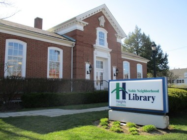 Tell your personal Heights story Sept. 17 as part of an oral history project at the Noble Road Library branch, 2800 Noble Road in Cleveland Heights.
