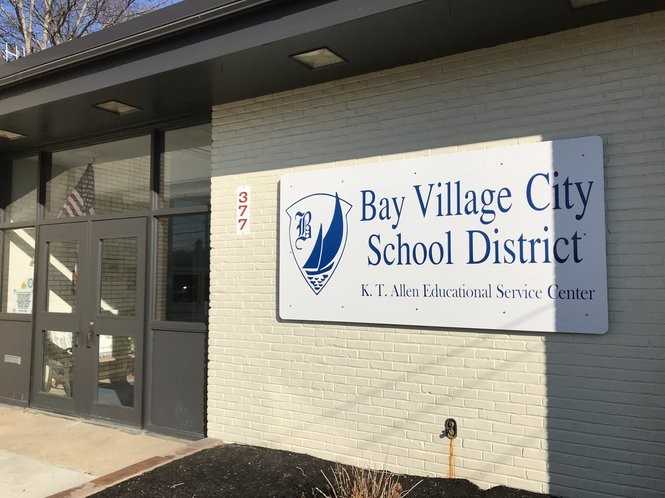 Bay Village school board elected new officers earlier this month.