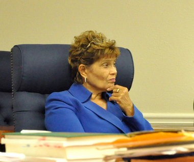 Moss Point superintendent Maggie Griffin.