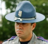 Mississippi Highway Patrol Master Sgt. Johnny Poulos