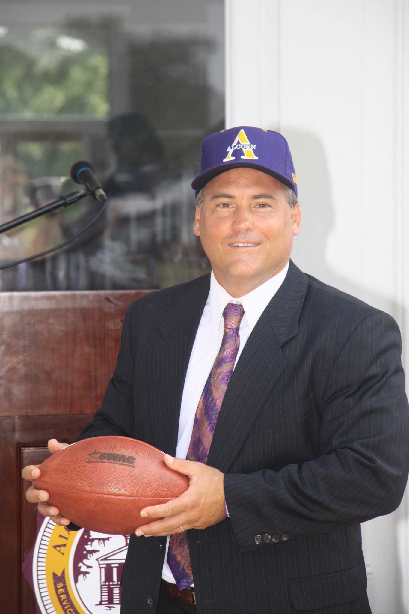 Alcorn State Hires Jay Hopson The First White Head Football Coach In Swac History Updated Gulflive Com