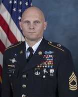 This photo provided by the U.S. Army shows Master Sgt. Joshua Wheeler. A spokesman for the U.S.-led coalition in Iraq has identified the commando killed in a raid against the Islamic State group in northern Iraq as Wheeler. (US Army via AP)