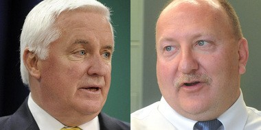 Gov. Tom Corbett would lose in a match-up against Allentown Mayor Ed Pawlowski, according to a recent Quinnapiac University poll.