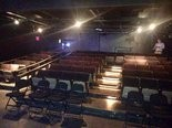 The interior of Theatre514 before the renovations.