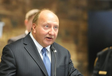 Allentown Mayor Ed Pawlowski says if his former policial consultant Mike Fleck tells the truth, the mayor won't be charged in a pay-to-play scheme. (lehighvalleylive.com file photo)