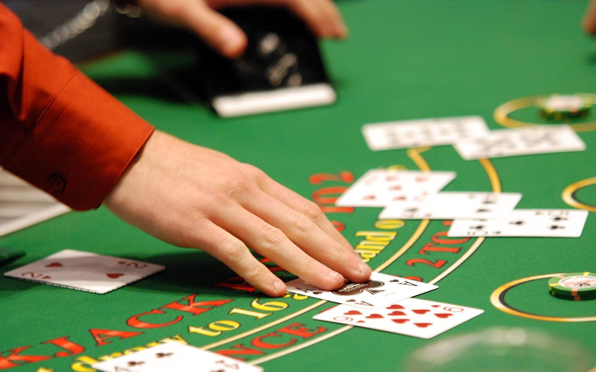 Glücksspiel für jemand anderen