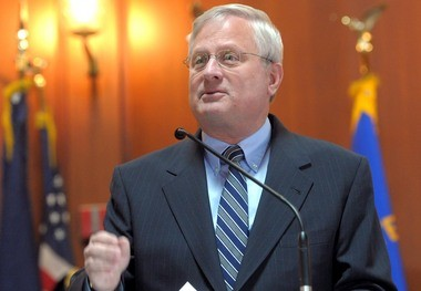 Bethlehem Mayor Bob Donchez just announced he is running for re-election. (lehighvalleylive.com file photo)