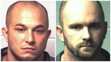Christopher Navarrette, left, and Jesse Lee Watson, right (Courtesy photos)