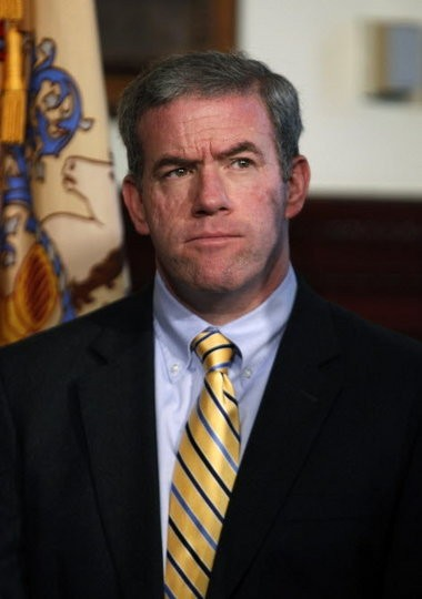 New Jersey Attorney General Jeffrey Chiesa will serve as the interim U.S. Senator until October's special election.