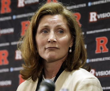 "Rutgers athletic director Julie Hermann drew fire for her recent comments that it would be ""great"" if The Star-Ledger closed. The comments were made public shortly after layoffs were announced at the paper."