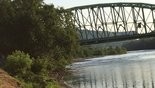 A 63-year-old man was found dead Friday night along the Delaware River in Easton. (lehighvalleylive.com file photo)