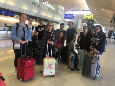 Easton Area High School students spent 18 days in Germany in June and July 2018 through a cultural exchange program.