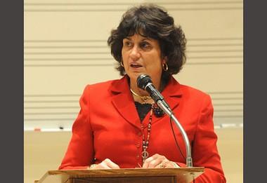 Charlene Symia in 2012.