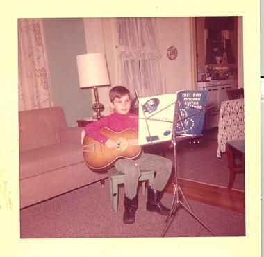 David Hajdu's humble musical beginnings were spawned in Phillipsburg.