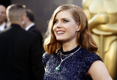 Amy Adams' necklace choice over a beaded gown at the 2011 Oscars had many crying fashion foul, but the risk worked.
