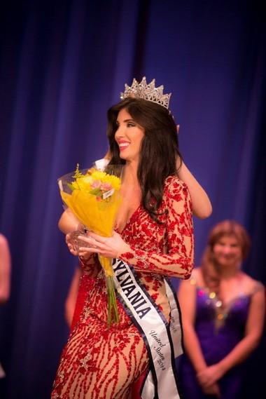 Khari Siegfried, of Bethlehem Township, was named Miss Pennsylvania United States 2014.