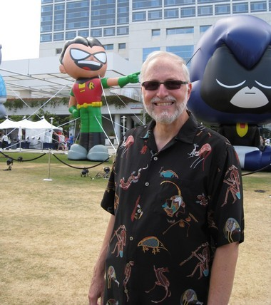 Comic book writer Marv Wolfman will appear Thursday through June 22 at Wizard World Philadelphia Comic Con.