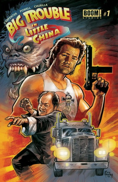 """Big Trouble in Little China"""