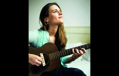Jazz singer-songwriter Madeleine Peyroux will perform June 18 at Musikfest Cafe in Bethlehem.