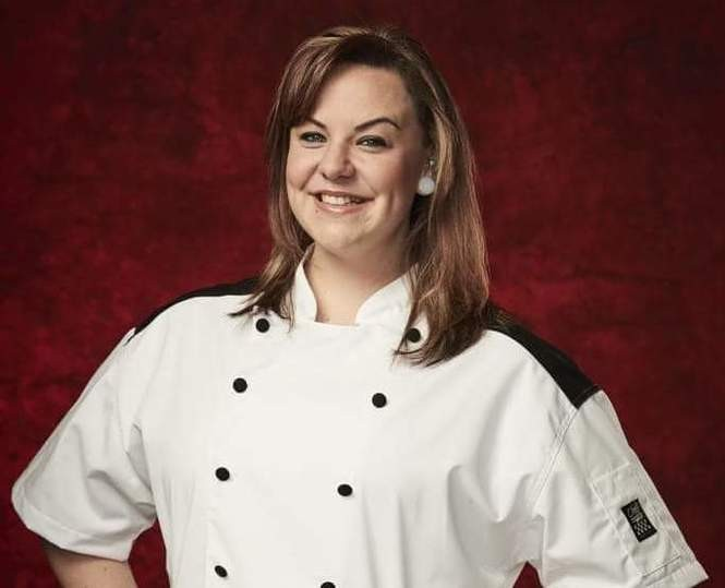This Easton Chef Almost Won Hell S Kitchen Now She Ll Get