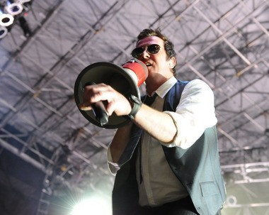 Former Stone Temple Pilots singer Scott Weiland, seen here performing at Musikfest in 2011, brought his solo tour Thursday to the Sands Bethlehem Event Center.